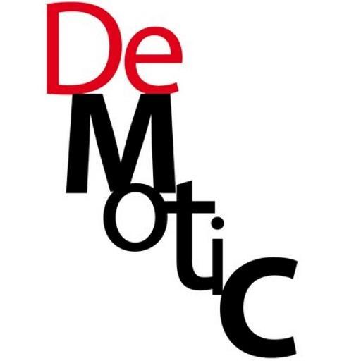 Demotic-Democratically Correct 旅遊 App LOGO-APP開箱王