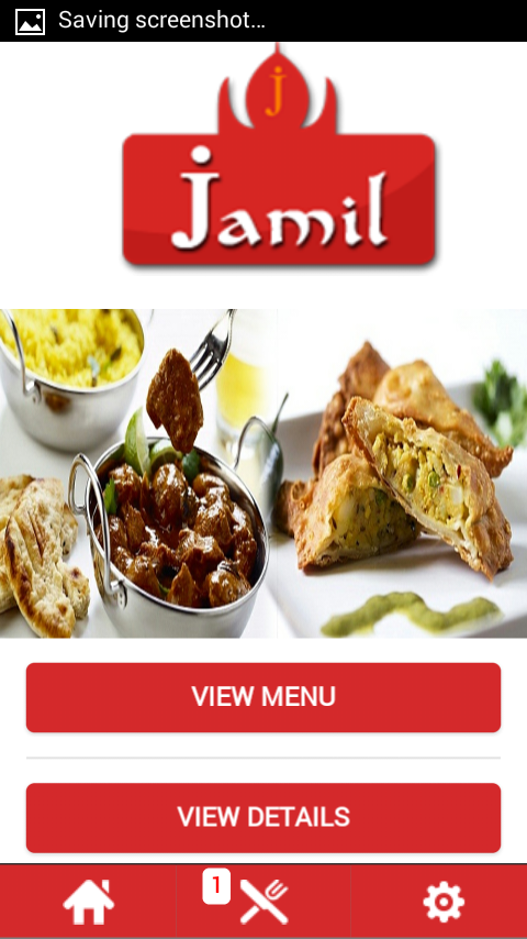 Jamil Indian Cuisine- screenshot