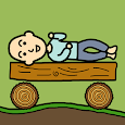 거지키우기 - 누워서달리기 icon