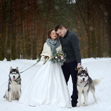 Wedding photographer Tetyana Kirchuk (TaniaK). Photo of 08.12.2017