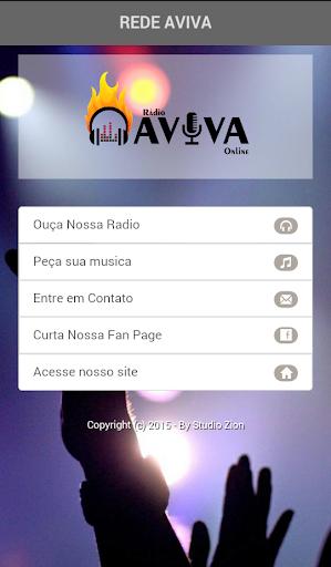 Rede Aviva - Web Radio