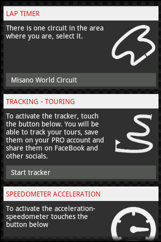 RaceTime - Cronometro GPS