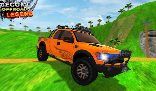 4x4 Offroad Jeep Drive - náhled