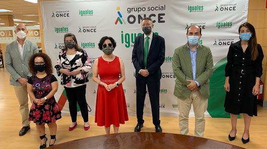 Los premios solidarios de la ONCE se celebrarán en Almería