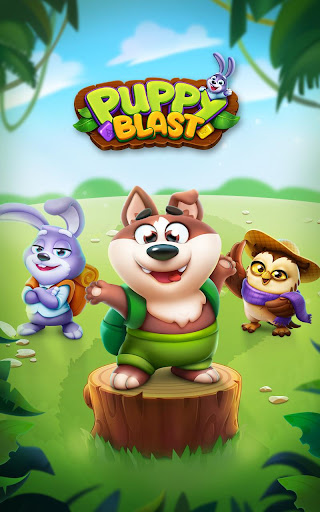 Puppy Blastu2122ufe0f - pets puzzle adventure 1.0.37.340 screenshots 10