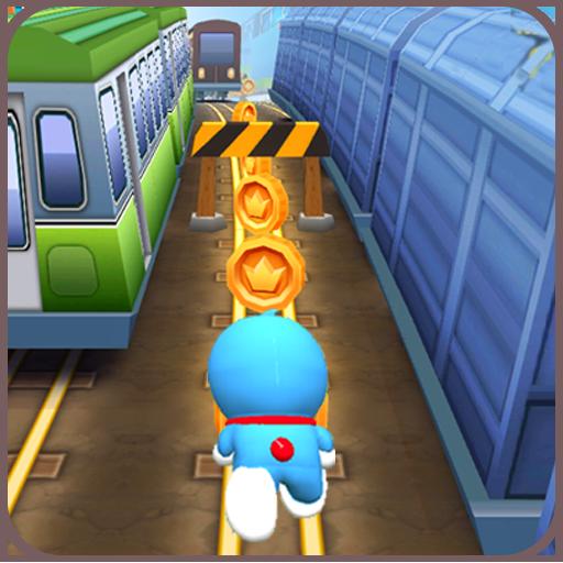 Subway Doramon Adventure Run
