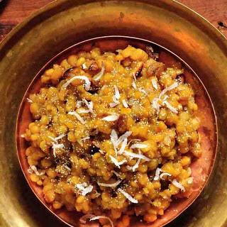 Hayagreeva Recipe (Bengal Gram Sweet From Karnataka)