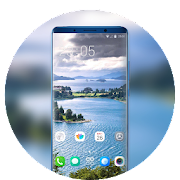 Theme for Samsung S7&phone 12 nature sea beauty icon
