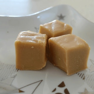 Simple Christmas Fudge