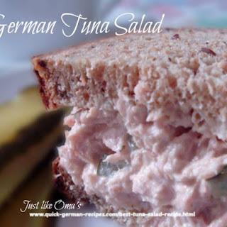 Best Tuna Salad.