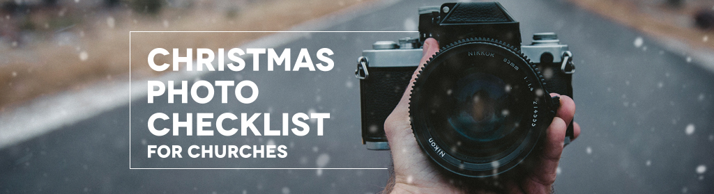 Christmas Photo Checklist