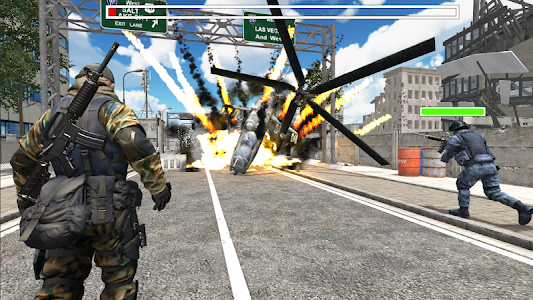 Delta Force Critical Strike - Shooting Game 1.0.3