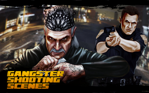 Gangster Thug Auto : Crime City Mafia Grand War 3D - náhled