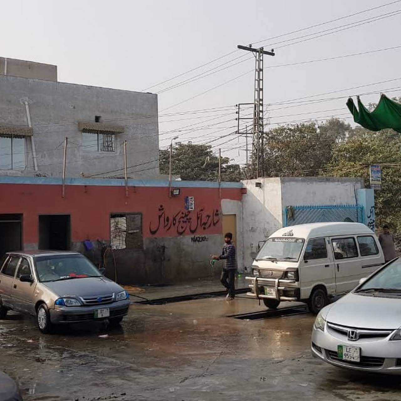 Sharjah Rent A Car & Oil Change - Rent A Car in Harbanspura