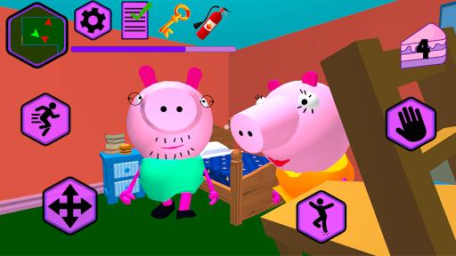 Piggy Neighbor. Family Escape Obby House 3D 1.7 screenshots 8