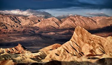 Photo: Manly Beacon at Zabrisky Point. Death Valley, CA.  #DV2011 #DV2011_RicardoLagos