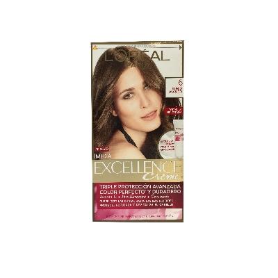 tinte excellence crema kit rubio oscu 6