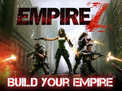Empire Z: Endless War Mod Apk Download For Android and Iphone 5