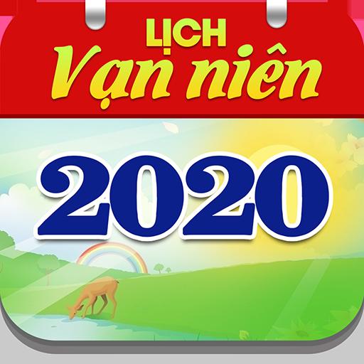 Lịch vạn niên 2020 - Lịch Âm - Lịch Vạn Sự - Tu Vi