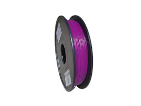 UV Light Color Changing White to Purple PLA - 3.00mm (0.5 Kg) *Clearance Item*