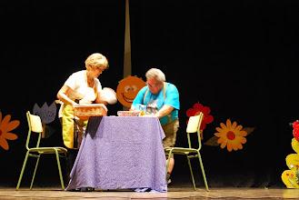 "Photo: Teatre: ""Fem realitat un somni"""