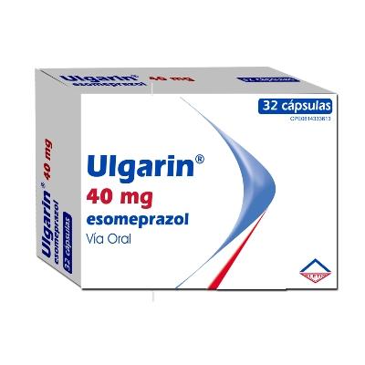 Esomeprazol Ulgarin 40 mg x 32 Capsulas