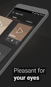 Blue Light Filter & Night Mode – Night Shift Pro v4.03.0 [Patched] [Mod] 2