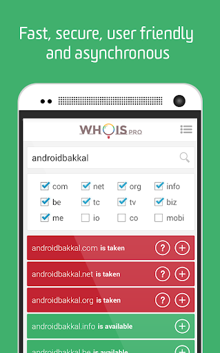Domain Whois Lookup Pro