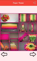 Paper Flower Craft - screenshot thumbnail 10