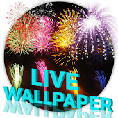 Live Wallpapers of New Year 2018