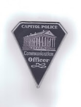 Photo: Virginia Capitol Police, Communications Officer