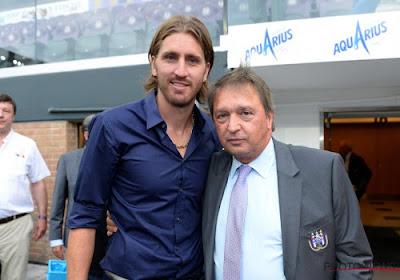 Nicolas Frutos staat met Anderlecht voor twee belangrijke matchen