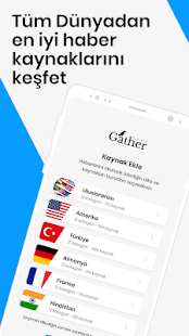 Gather - Son Dakika Haber, Gündem Screenshot