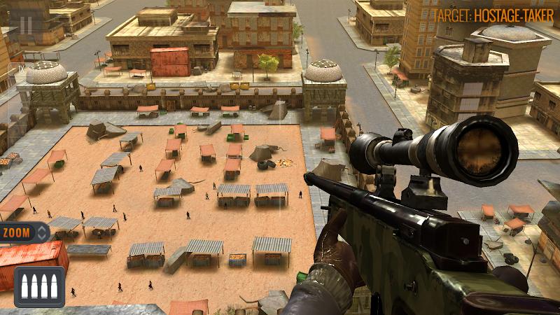 Sniper 3D Gun Shooter: Free Shooting Games – FPS v1.17.11 (Mod)