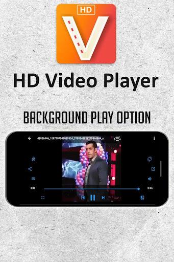 VidMedia - Full hd video Player all format 1.0 screenshots 1