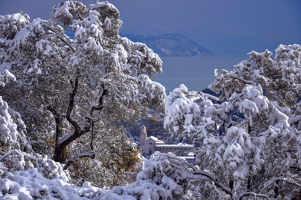 Le Grazie nella neve (SP) di marco_barbera