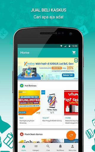 KASKUS Jual Beli Apk Download Free for PC, smart TV