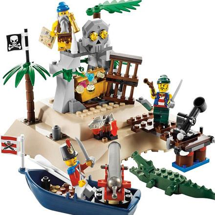Pictures Lego Pirates Puzzle