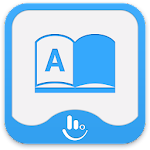 San Diego dictionary TouchPal Icon