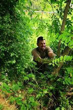 Photo: Harcban a természettel Erdősmecske határában