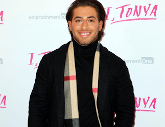 Kem Cetinay is Dancing On Ice's new backstage reporter