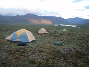 Photo: 27 July 2011 campsite