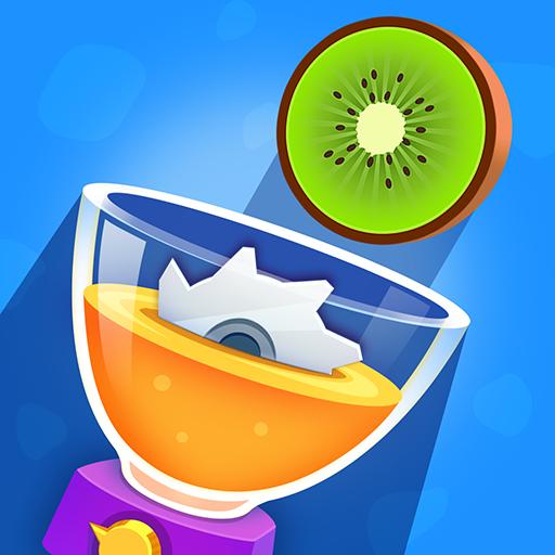Fruit Slash: throw fruits and make smoothie