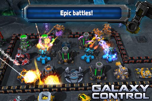 Galaxy Control: 3D strategy  screenshots 6