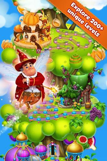Fruit Land match 3 for VK apkdebit screenshots 4