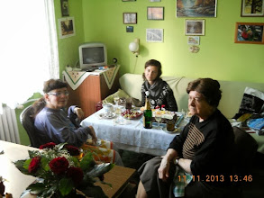 Photo: 11 XI 2013 roku  - moja Mama