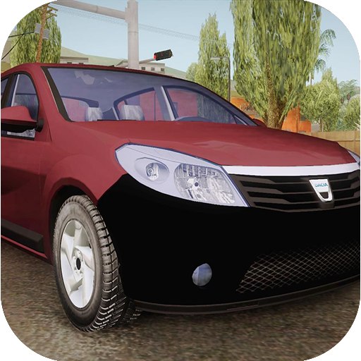 Car Driving Simulator Dacia
