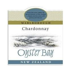 Logo for Oyster Bay Marlborough Chardonnay