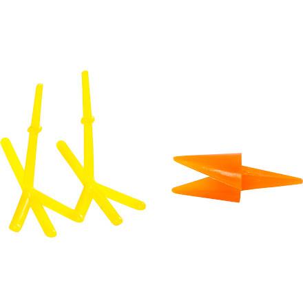 Kycklingnäbbar & fötter 8/fp