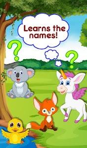 Kids Alphabet Animals Mini Zoo v1.0.0